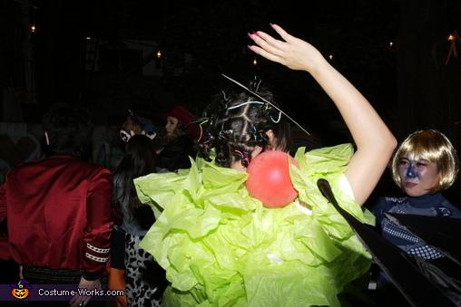 Salad said bye, Avocado Salad Costume