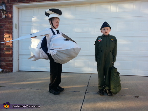 AWACS and Air Battle Manager Costume