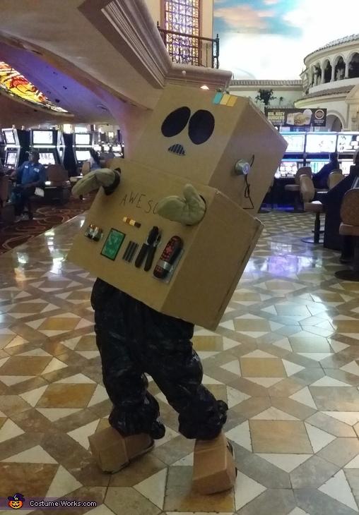 A.W.E.S.O.M.-O Costume