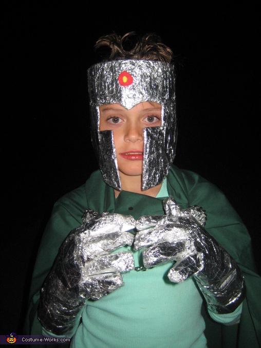 Professor Chaos, AWESOM-O & Professor Chaos Costumes