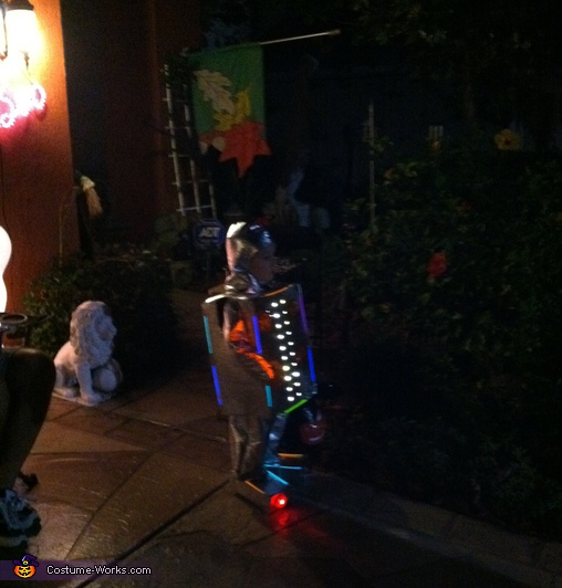Robot Costume, Awesome Robot Costume