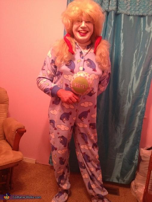 Babe Edith Ann, Babe Edith Ann Costume
