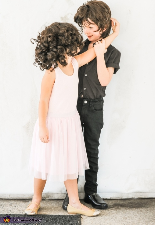 Baby and Johnny Dirty Dancing Costume