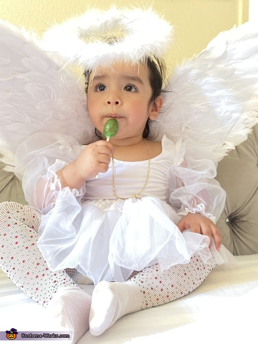 Baby Angel Costume