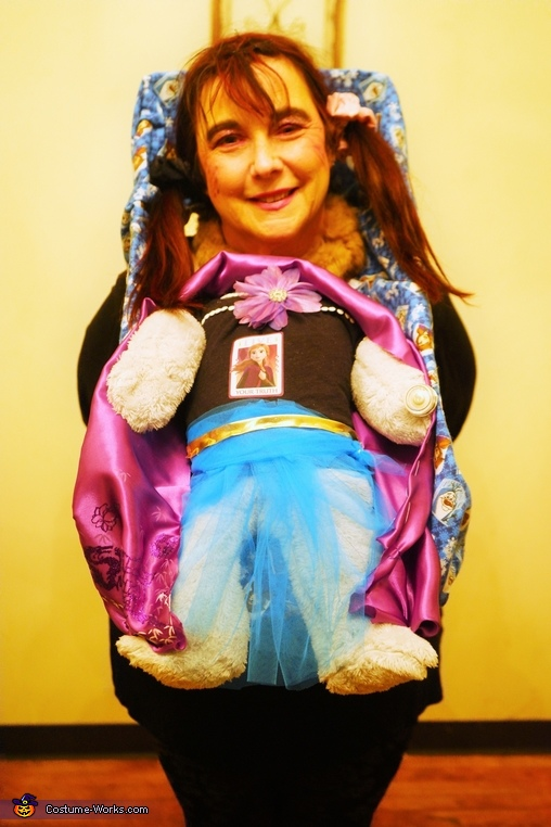 Baby Anna Costume