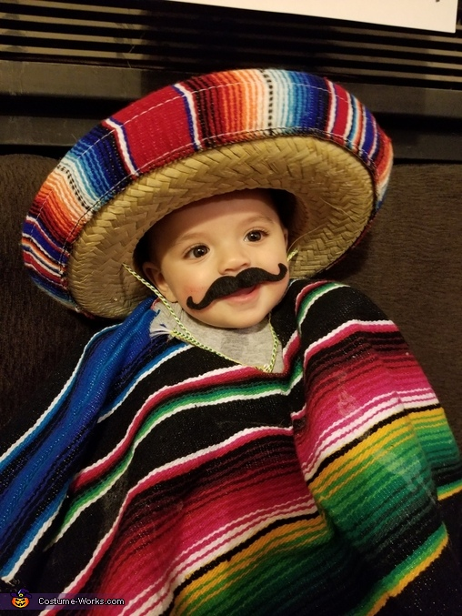 Baby Bandito Costume