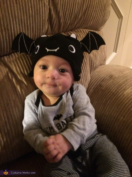 Sweet baby bat, Baby Bat Costume