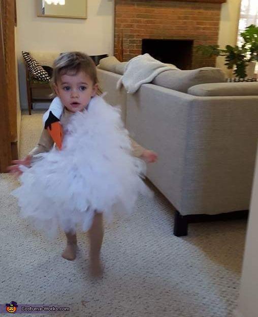 Baby Bjork Costume