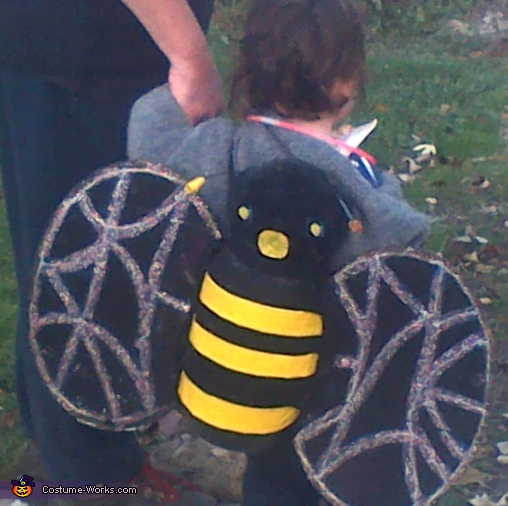 Baby Bumblebee - Homemade costumes for kids
