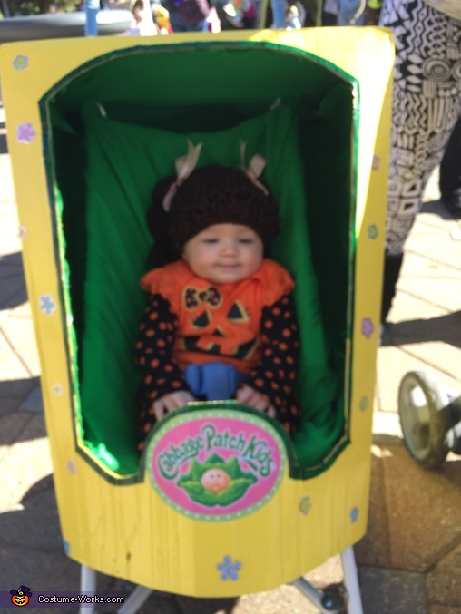 Cabbage patch, Baby Cabbage Patch Costume