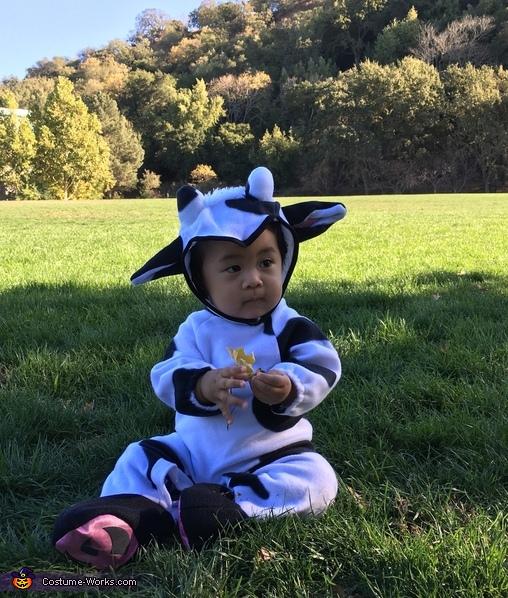 Baby Calf Costume