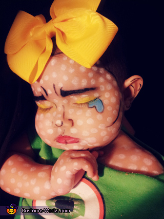 Baby Cartoon Costume