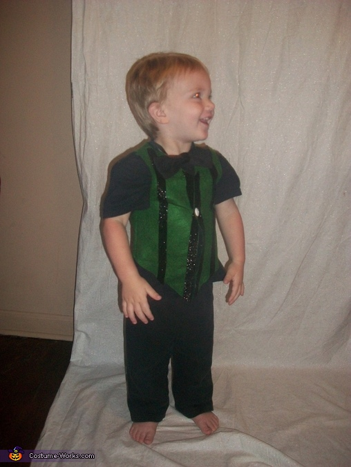 Baby Casino Dealer Costume