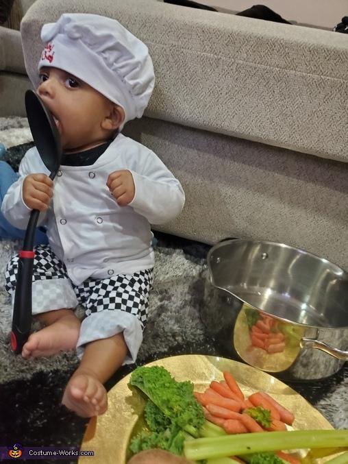 Baby Chef Costume