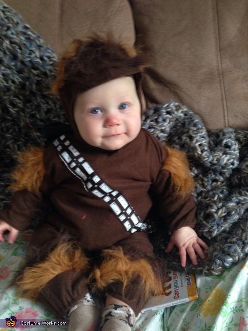 Baby Chewbacca Costume Imgkid