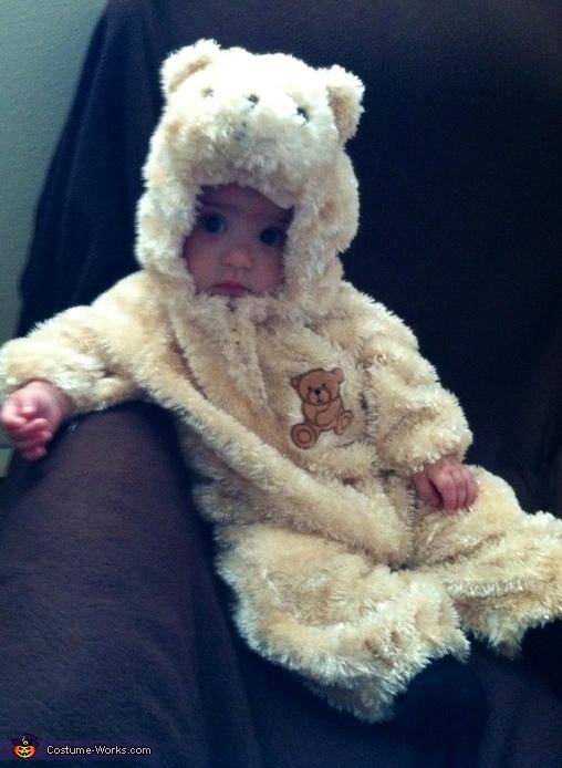 Teddy bear 2, Baby Chili Pepper Costume