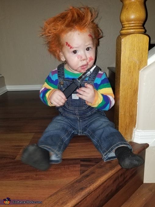 Baby Chuckie Costume