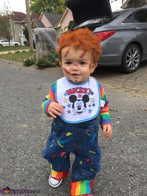 Smiley Chucky, Baby Chucky Costume