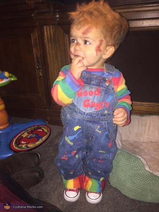 Curious Chucky, Baby Chucky Costume