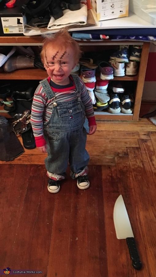 Baby Chucky 3, Child's Play Baby Chucky Costume