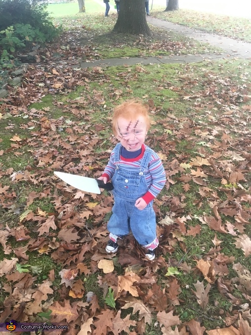Baby Chucky 4, Child's Play Baby Chucky Costume