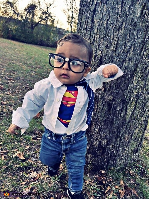 Baby Clark Kent Costume