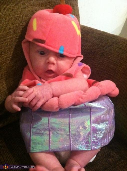 Baby Cupcake Costume