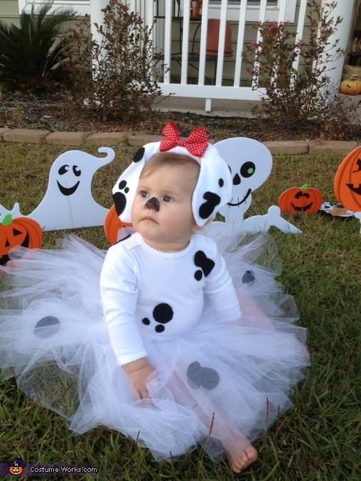 Baby Dalmatian Costume