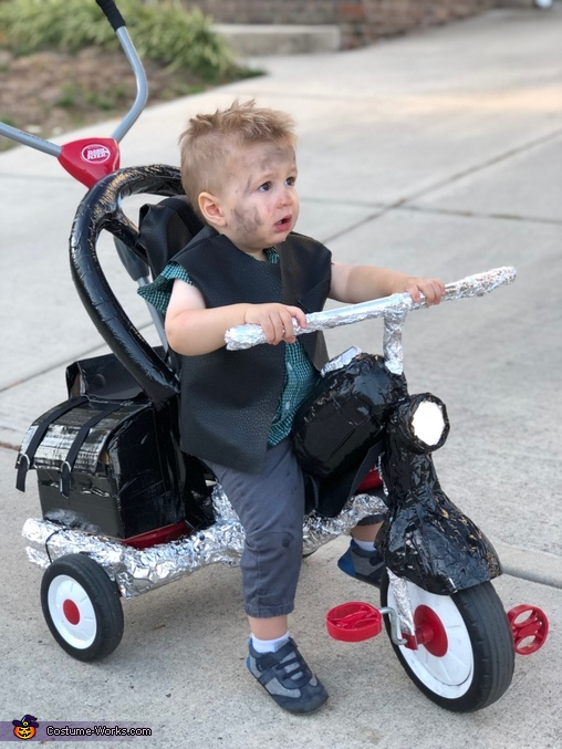 Baby Daryl Dixon Costume
