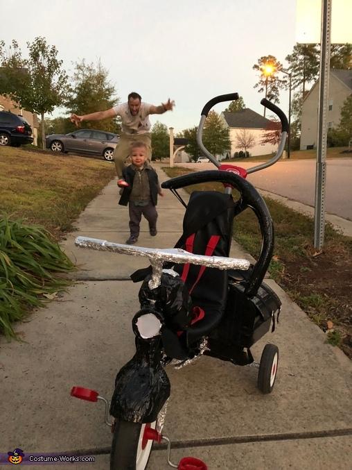 Run!, Baby Daryl Dixon Costume