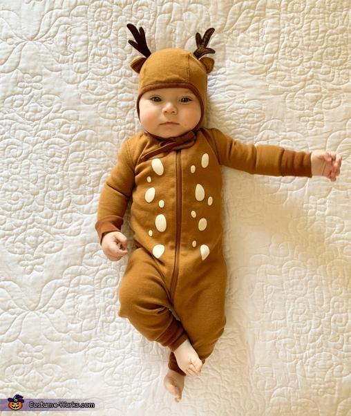 Baby Deer Costume