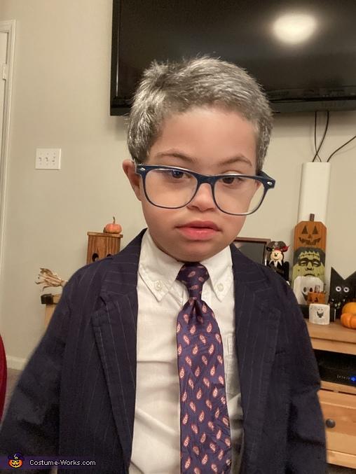 Baby Doctor Fauci Costume