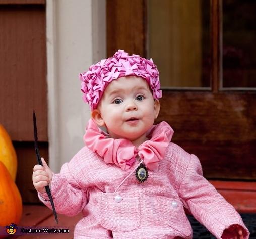 Baby Dolores Umbridge Costume