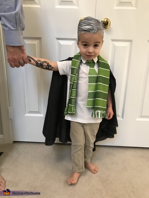 Baby Draco Malfoy Costume