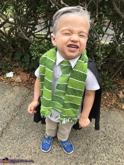 Happy draco, Baby Draco Malfoy Costume