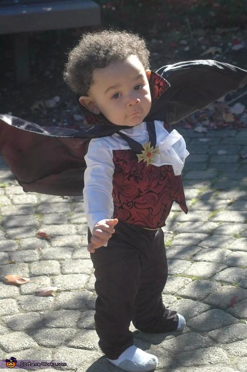 Baby Dracula Halloween Costume