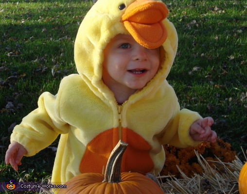 : duck baby costume  - Germanpascual.Com