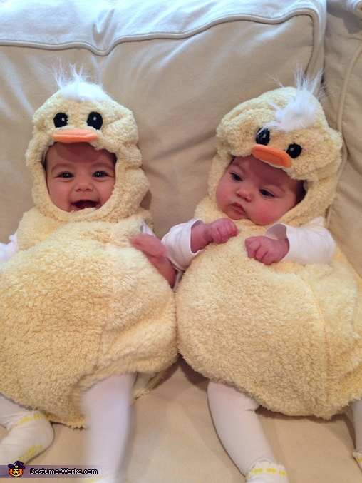 Baby Ducks Costume
