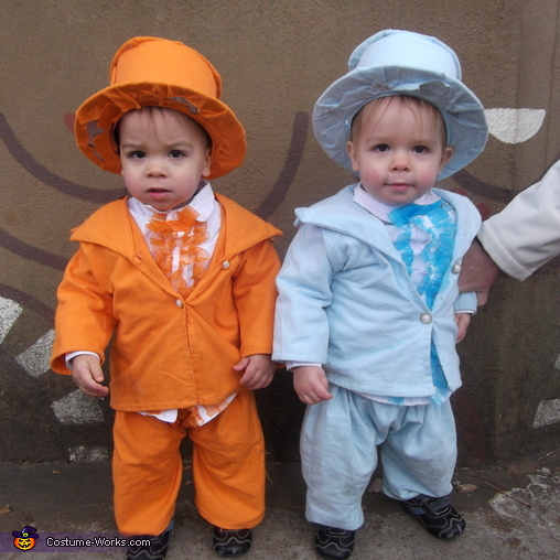 Baby Dumb and Dumber Costume