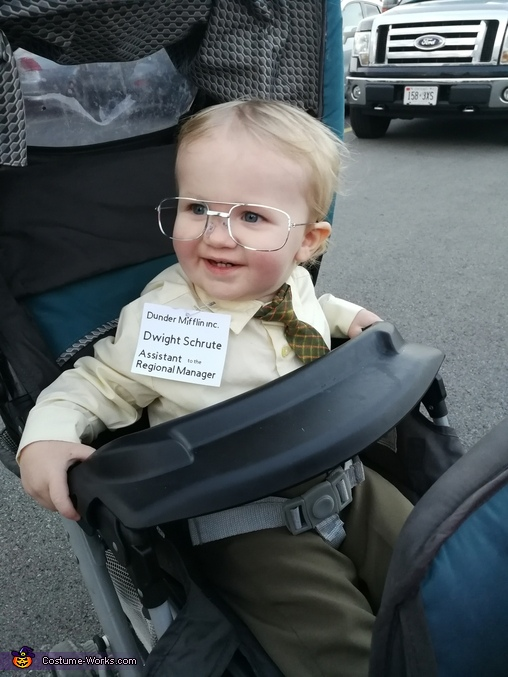 Baby Dwight Schrute Costume