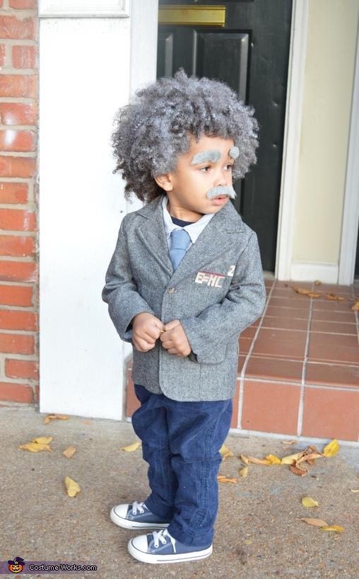Baby Einstein Costume