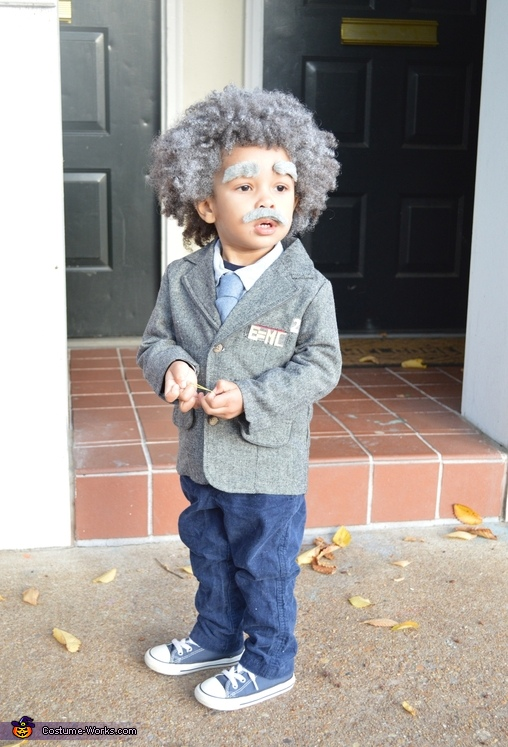 Cutest Einstein!, Baby Einstein Costume