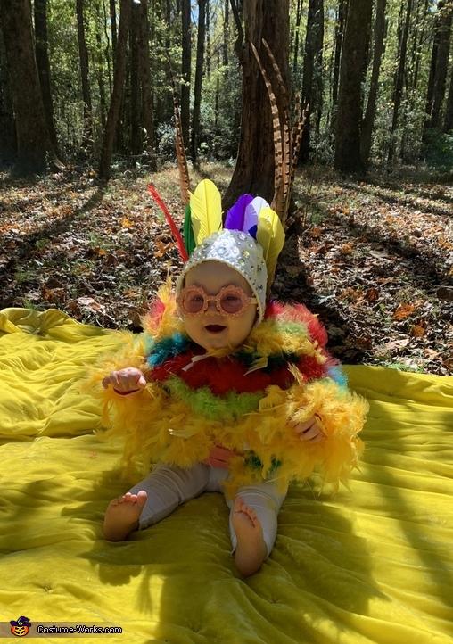 Baby Elton John Costume