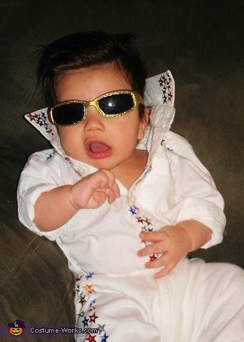 coolest baby elvis costume