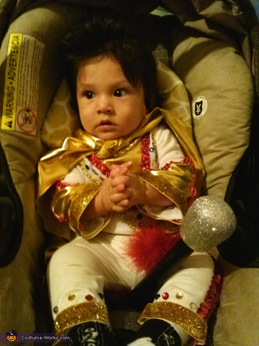 Baby Elvis Costume  sc 1 st  Costume Works & Original Baby Elvis Costume