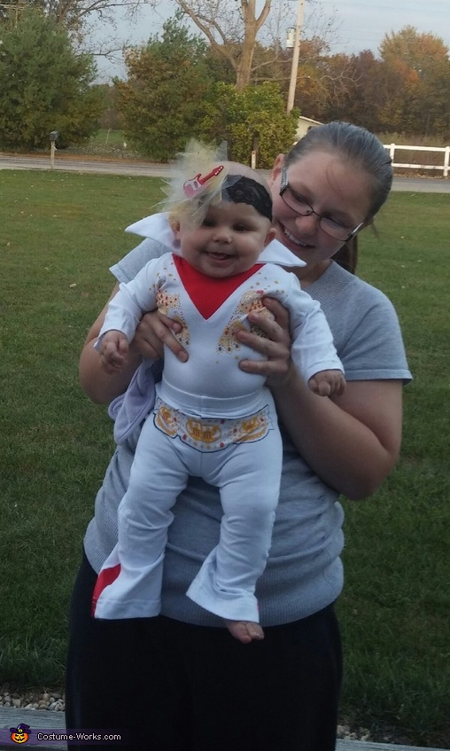 Baby Elvis Presley Costume