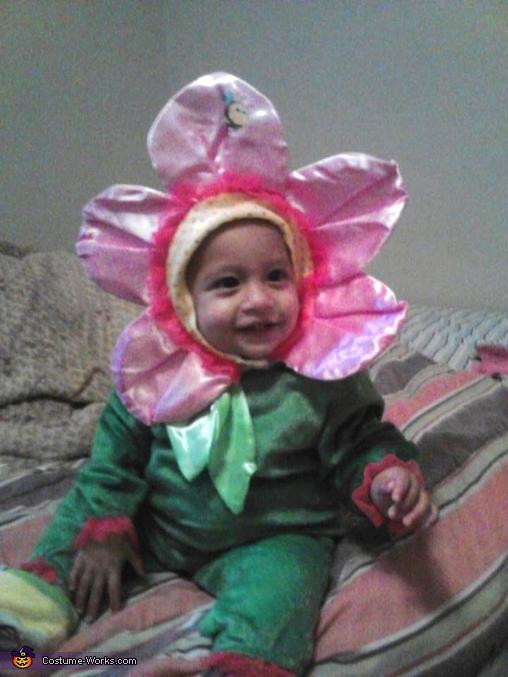 Flower Blossom Baby Costume