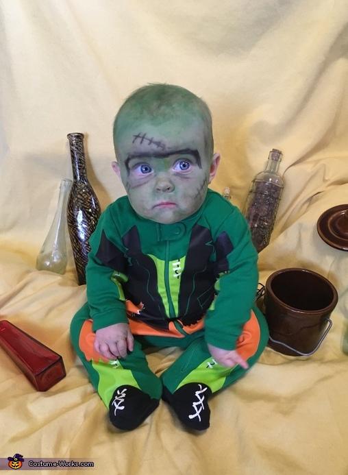 Baby Frankenstein Costume