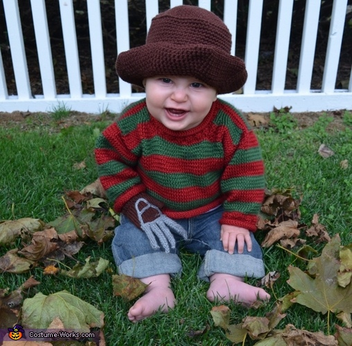 The Real Freddy Krueger, Baby Freddy Krueger Costume