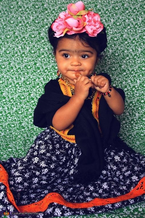 Baby Frida Kahlo Costume